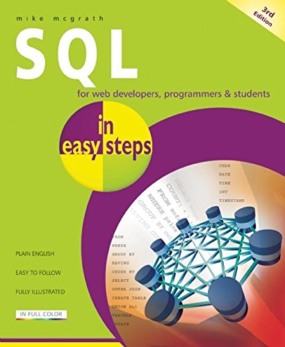 SQL In Easy Steps 3rd Edition: McGrath, Mike
