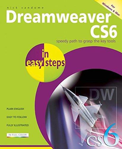 9781840785586: Dreamweaver CS6 in easy steps