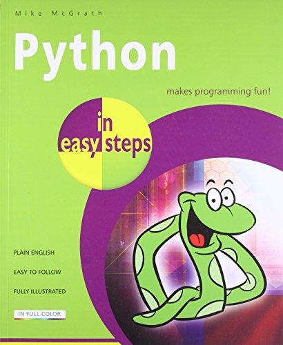 9781840785968: Python in Easy Steps