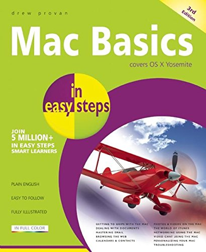 Mac Basics in Easy Steps: Provan, Drew