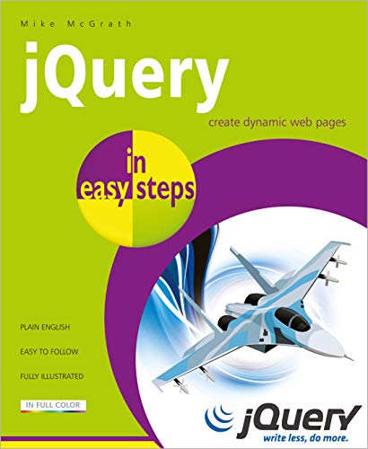 jQuery in Easy Steps: McGrath, Mike