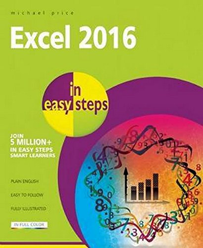 9781840786514: Excel 2016 in easy steps