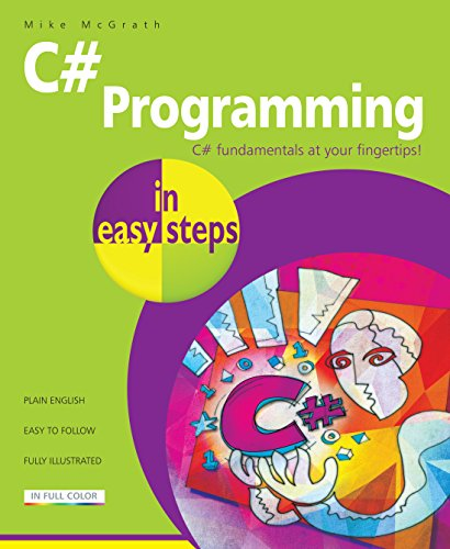 9781840787191: C# Programming in easy steps
