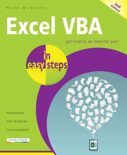 9781840787375: Excel VBA in easy steps