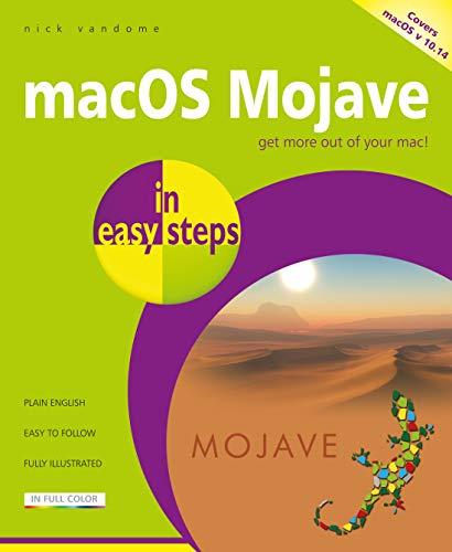 9781840788358: macOS Mojave in easy steps