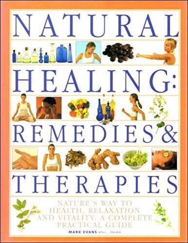9781840811124: Natural Healing: Remedies & Therapies