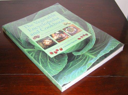 9781840811674: The Vegetable Encyclopedia & Cookbook