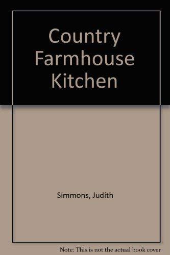 9781840813029: Country Farmhouse Kitchen