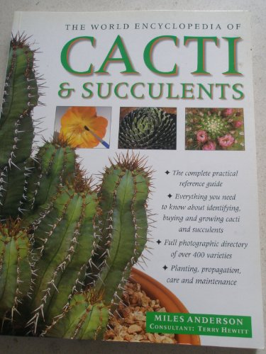 9781840814361: World Encyclopedia of Cacti & Succulents