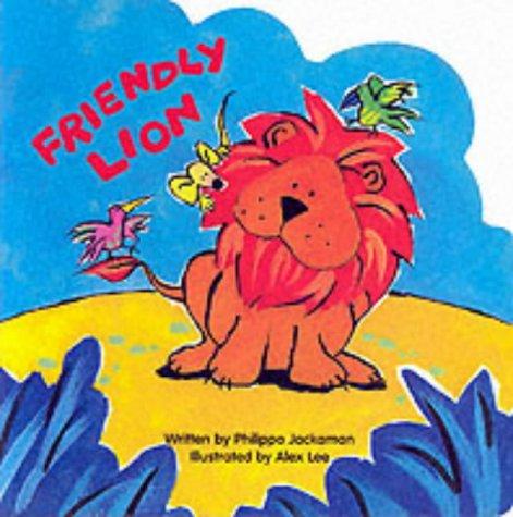 9781840843187: Lion (Animal Board Books - Jungle)