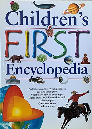 9781840843323: Children's First Encyclopedia