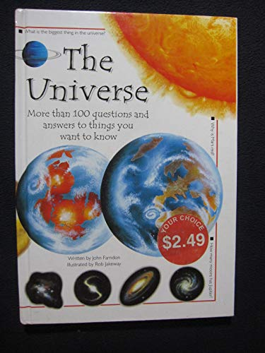9781840844085: The Universe: More than 100 Questions and Answers to Things You Want to Know