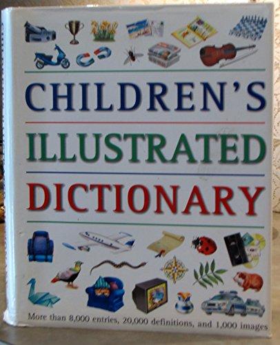 Children's Illustrated Dictionary: Grisewood, John; Morris,