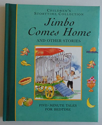 Jimbo Come Home and Other Stories: Hall, Derek; Morris,