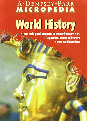 9781840844450: Micropedia World History