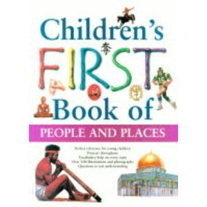 9781840844733: Children's First Book of People And Places
