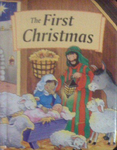 9781840845518: The First Christmas
