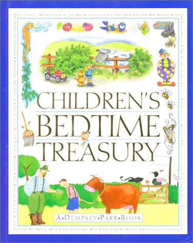 9781840846430: Children's Bedtime Treasury