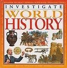 Investigate World History: Anita Ganeri, Hazel