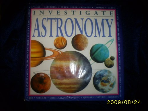 9781840848021: Investigate Astronomy