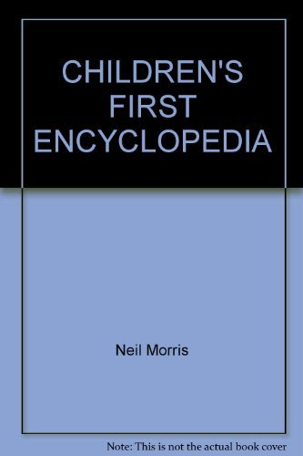 9781840848120: Children's First Encyclopedia