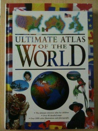 9781840849905: Ultimate Atlas of the World