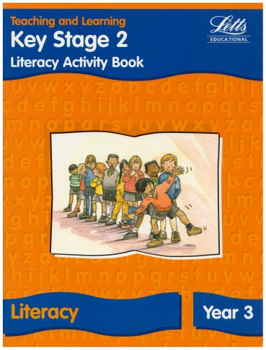9781840850635: KS2 Literacy Activity Book: Year 3 (Letts Primary Activity Books for Schools): Literacy Textbook - Year 3 (Key Stage 2 Literacy Textbooks)