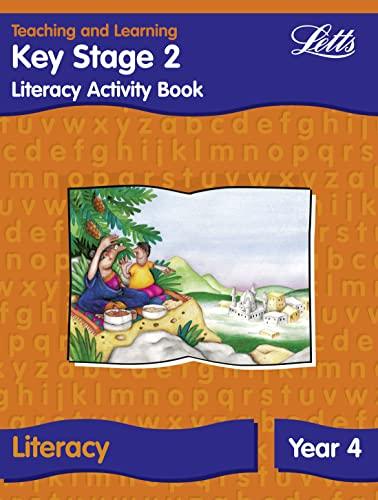 9781840850642: KS2 Literacy Activity Book: Year 4: Literacy Textbook - Year 4