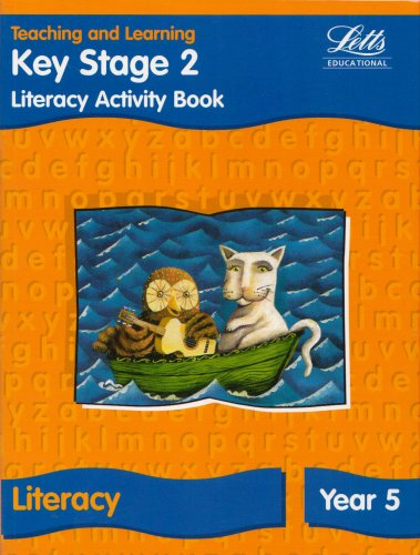 9781840850659: KS2 Literacy Activity Book: Year 5 (Letts Primary Activity Books for Schools): Literacy Textbook - Year 5 (Key Stage 2 Literacy Textbooks)