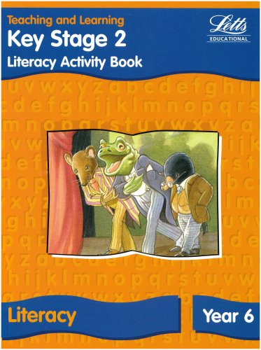 9781840850666: KS2 Literacy Activity Book: Year 6 (Letts Primary Activity Books for Schools): Literacy Textbook - Year 6 (Key Stage 2 Literacy Textbooks)