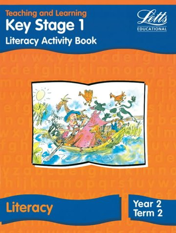 9781840851847: Key Stage 1 Literacy: Year 2, Term 2: Activity Book (Letts Primary Activity Books for Schools)