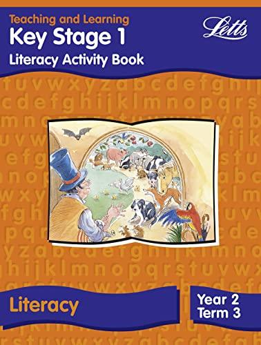 9781840851854: KS1 Literacy: Year 2, Term 3: Activity Book (Letts Primary Activity Books for Schools): Literacy Book - Year 2, Term 3