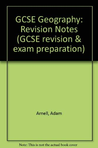 9781840852981: GCSE Geography: Revision Notes (GCSE revision & exam preparation)