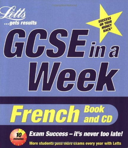 French (Revise GCSE in a Week): Stuart Robathan