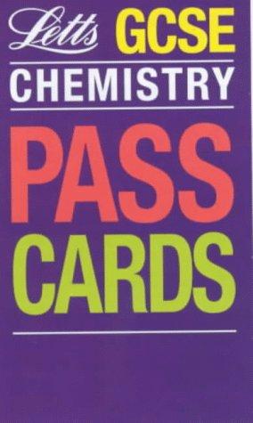 9781840853759: GCSE Passcards Chemistry (Keyfacts GCSE passcards)