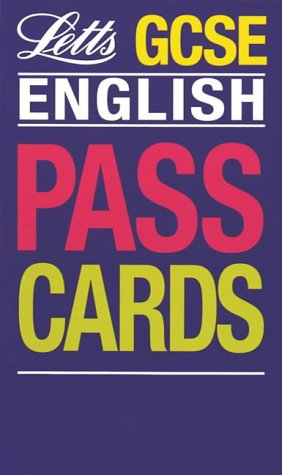 GCSE Passcards English (Keyfacts GCSE passcards) (184085376X) by Barber, John