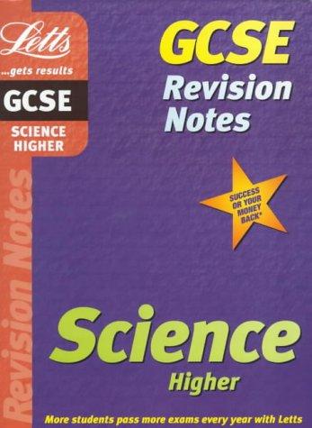 9781840854701: GCSE Science: Higher Level (GCSE revision & exam preparation)