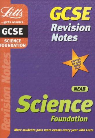 9781840854718: GCSE Science: Foundation Level (NEAB) (GCSE revision & exam preparation)