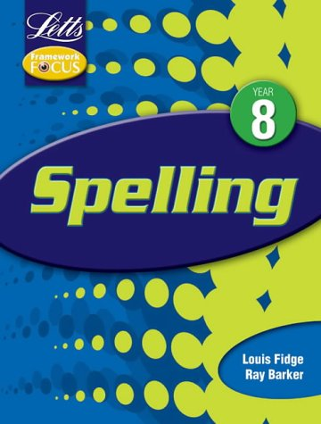 9781840856651: Key Stage 3 Framework Focus: Spelling: Year 8