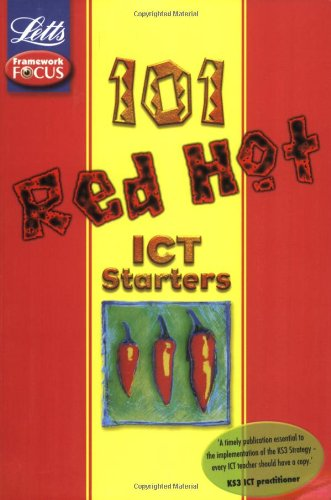 9781840859140: 101 Red Hot ICT Starters (Letts 101 Red Hot Starters)