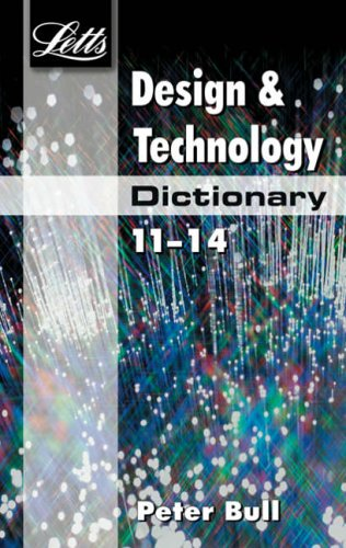 9781840859997: Design and Technology Dictionary Age 11-14 (Letts Key Stage 3 Subject Dictionaries)