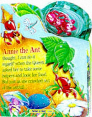 9781840880649: Annie the Ant (Bend-a-bug Books)
