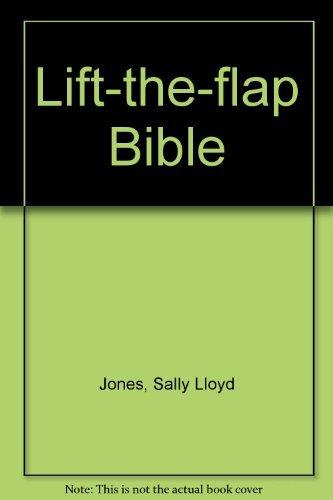 9781840882544: Lift-the-flap Bible