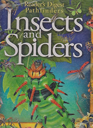 9781840882827: Insects and Spiders (Reader's Digest Pathfinders S.)