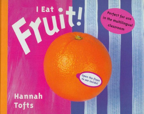 9781840891621: I Eat Fruit (Things I Eat!)