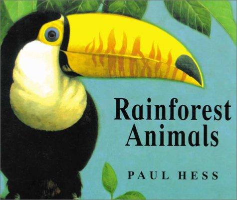 9781840891720: Rainforest Animals (Animal Verse)