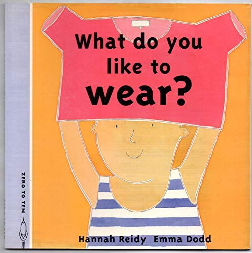 9781840891843: What Do You Like to Wear? (The in between books)