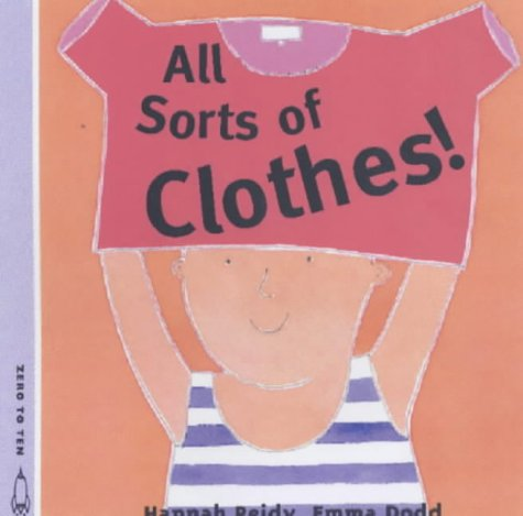 9781840892895: All Sorts of Clothes