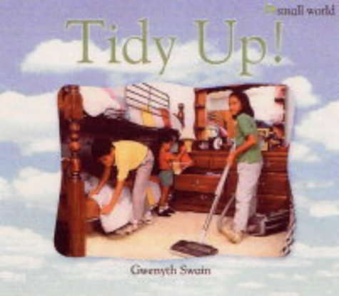 9781840893908: Tidy Up!: Large (Small World)