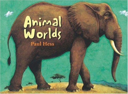 9781840894080: Animal Worlds (Animal Verse Series)